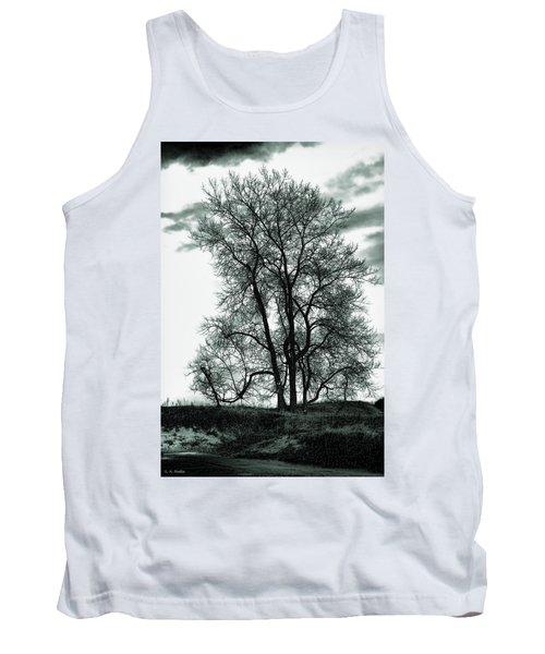 Tank Top featuring the photograph Majesty by Lauren Radke