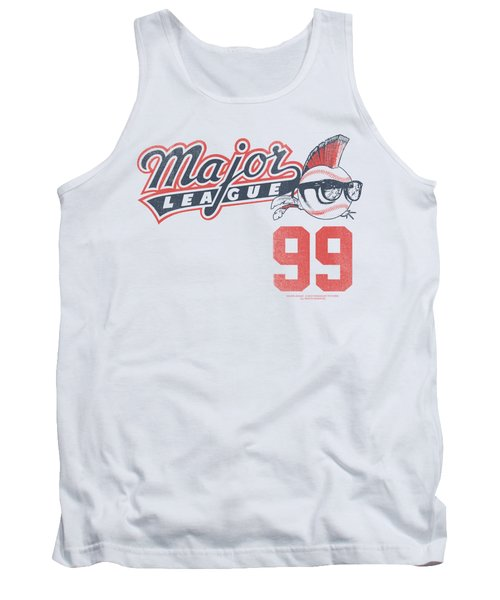 Major League - 99 Tank Top