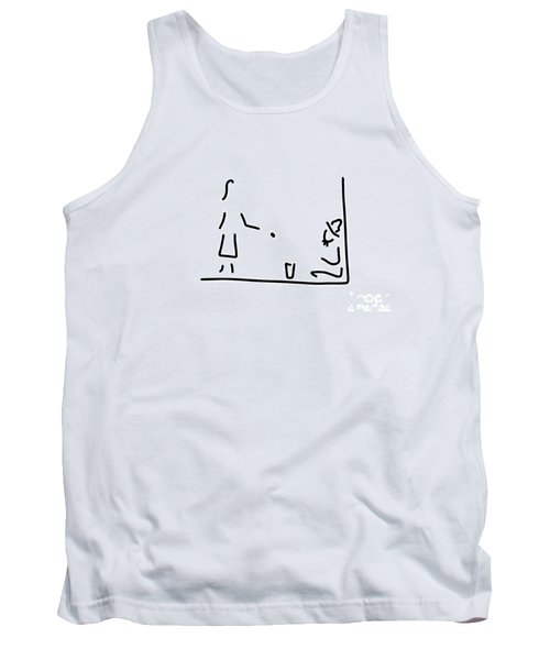 Makes A Donation Homeless Tank Top