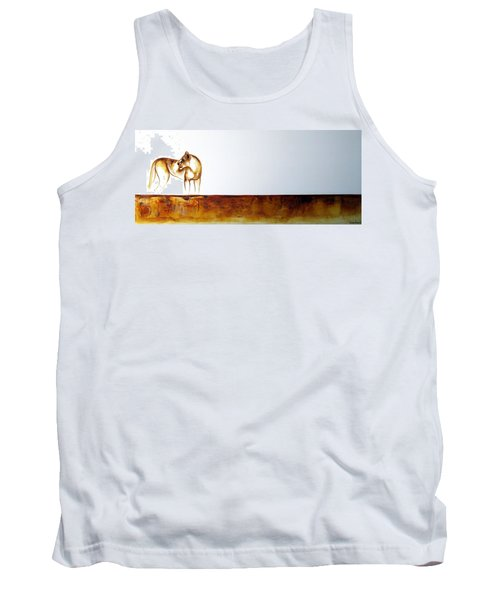 Lioness - Original Artwork Tank Top