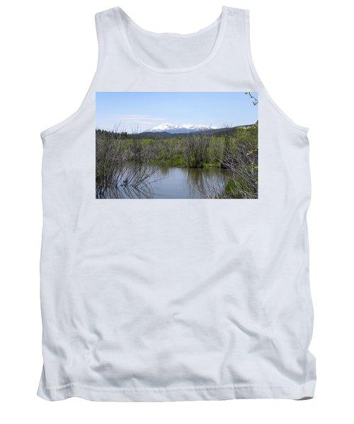 Lake Manitou Sp Woodland Park Co Tank Top
