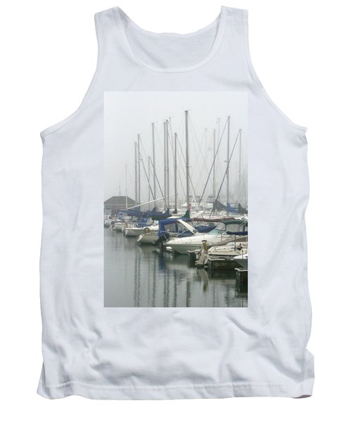 Marina Reflections Tank Top