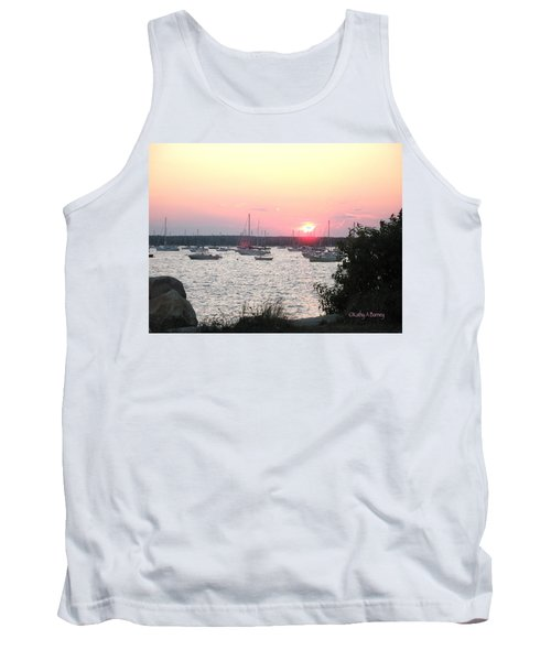 Marion Massachusetts Bay Tank Top by Kathy Barney