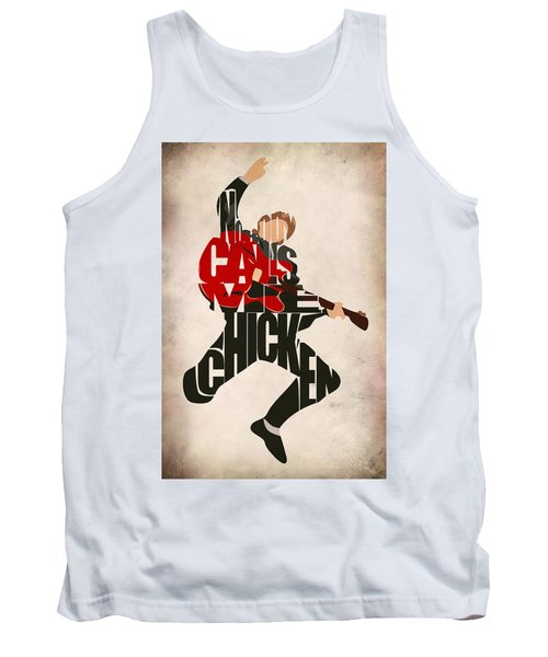 Marty Mcfly - Back To The Future Tank Top