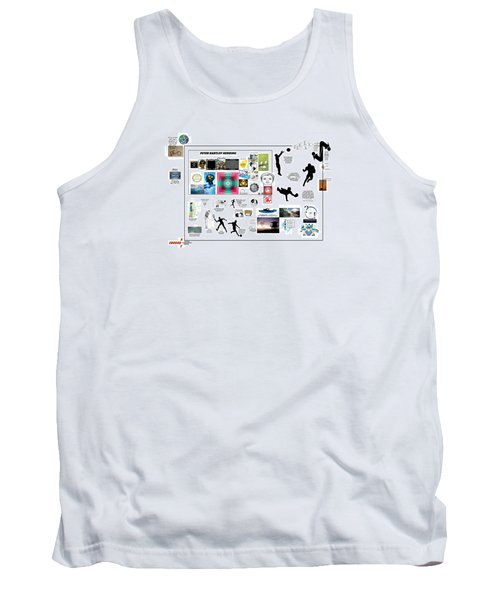 Mastering Tank Top by Peter Hedding