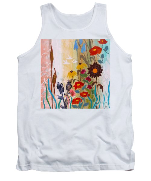 May Melody Tank Top