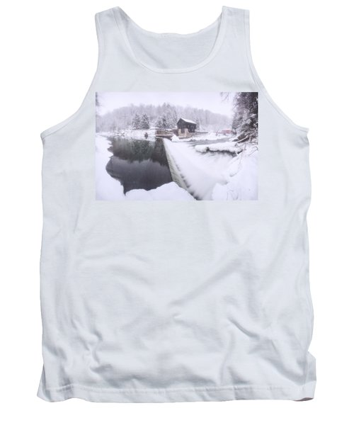 Mcconnell's Mill Winter  Tank Top