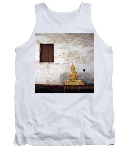 Meditation In Laos Tank Top