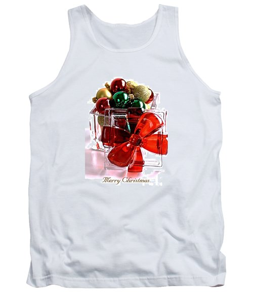Merry Christmas Tank Top
