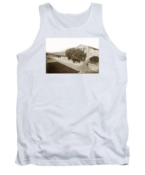 Mission San Luis Obispo De Tolosa California 1880  Tank Top