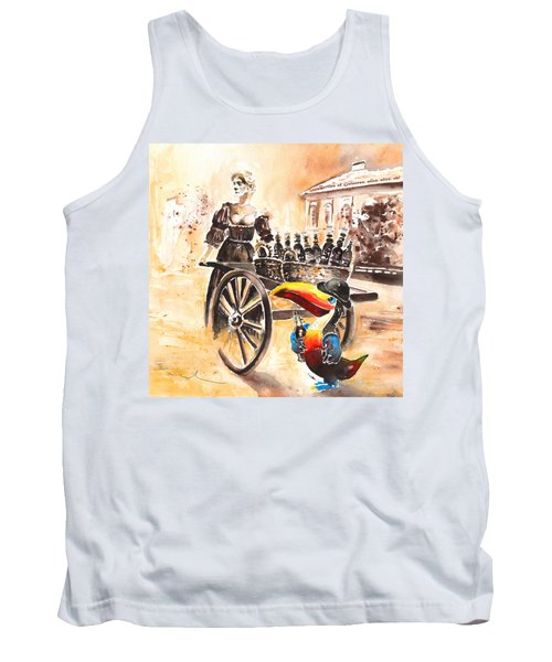 Molly Malone Tank Top
