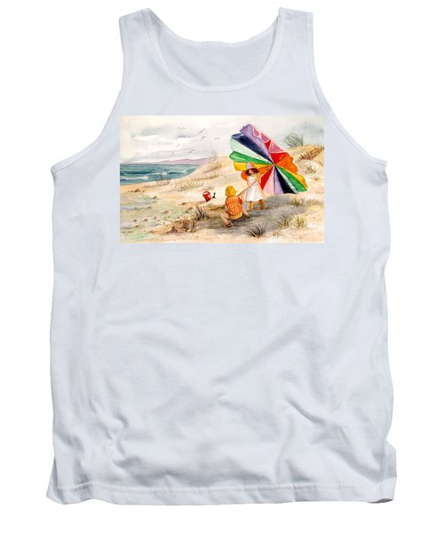 Moments To Remember Tank Top by Marilyn Smith