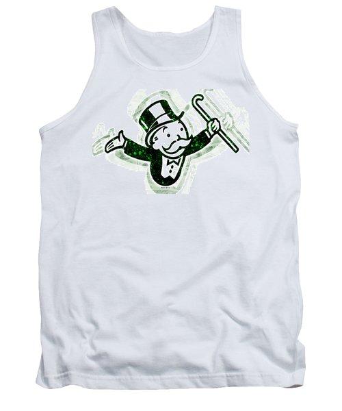Monopoly Man Tank Top