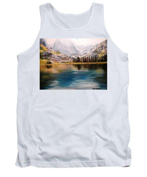 Montana Reflections Tank Top