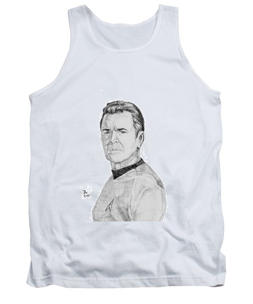 Montgomery Scott Tank Top