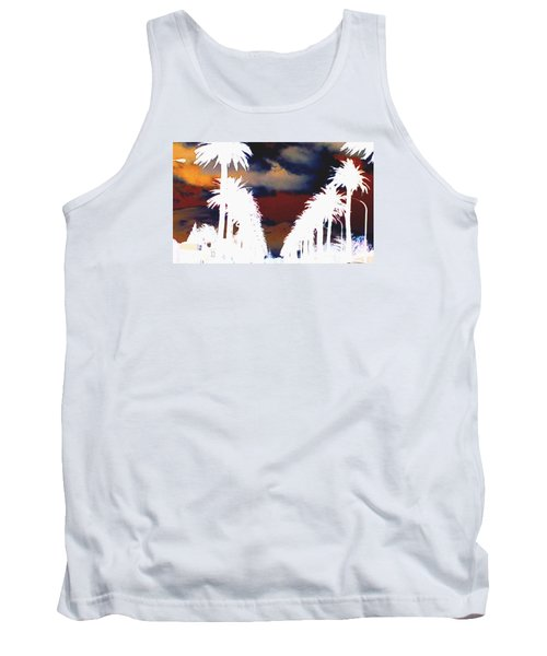 Moody Blues Tank Top