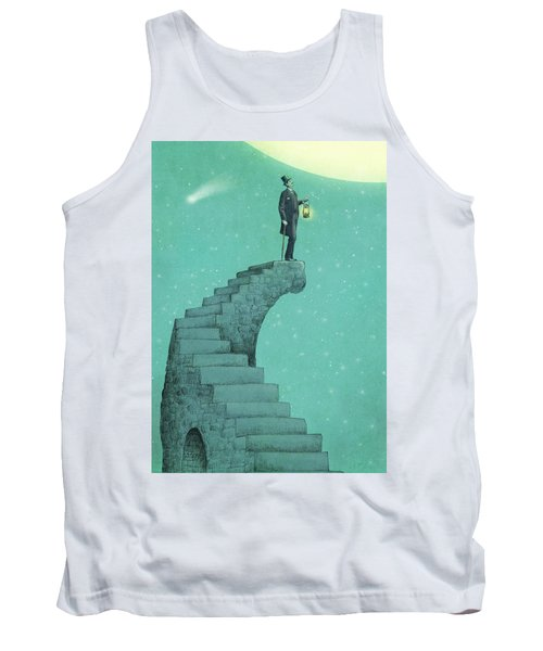 Moon Steps Tank Top