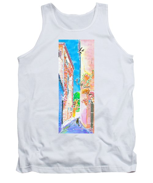 Morning Air  Tank Top