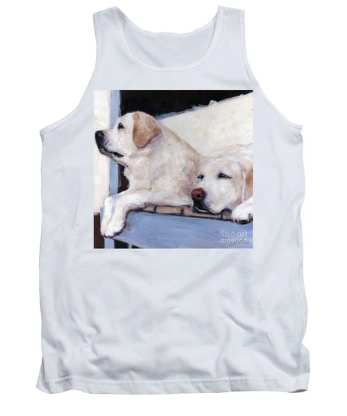 Morning Glory Tank Top by Molly Poole