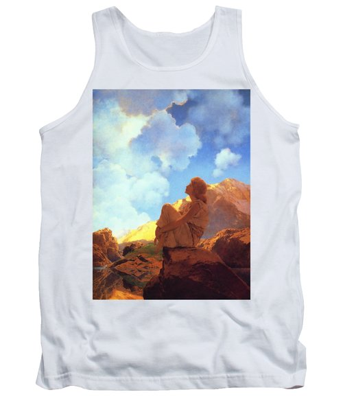 Morning Spring Tank Top