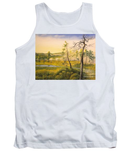 Morning Swamp Tank Top