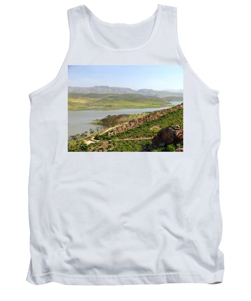 Moroccan Countryside 1 Tank Top