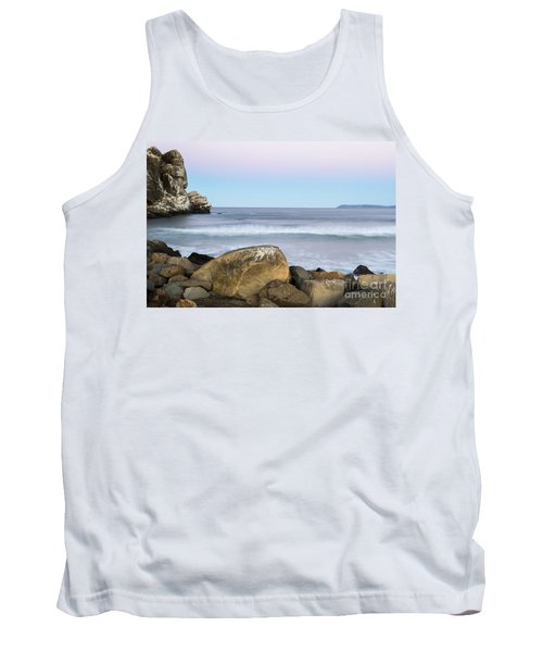 Morro Rock Morning Tank Top