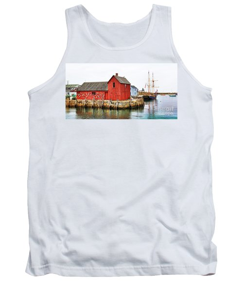 Motif Number 1 Rockport Ma Tank Top