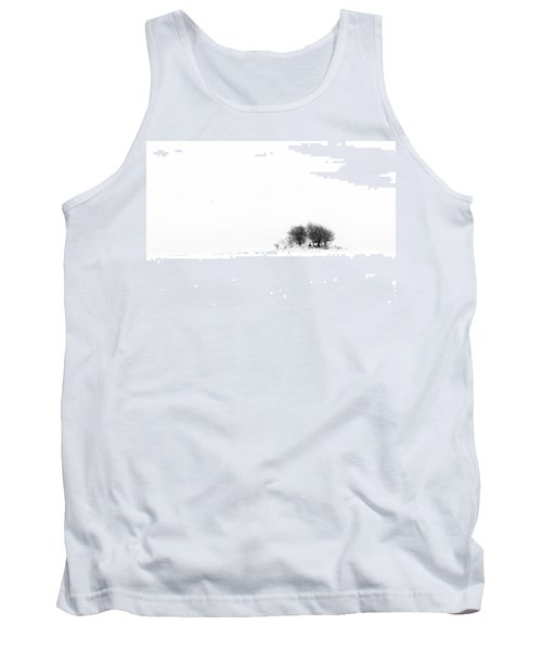 Tank Top featuring the photograph Mound by Gert Lavsen