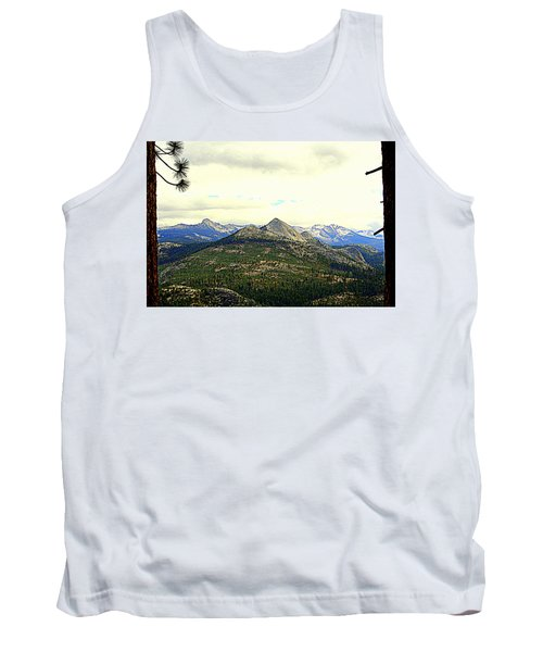 Mount Starr King Tank Top