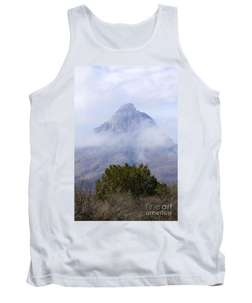 Mountain Cloaked Tank Top