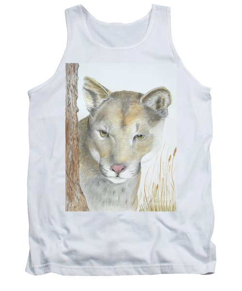 Mountain Hunter Tank Top