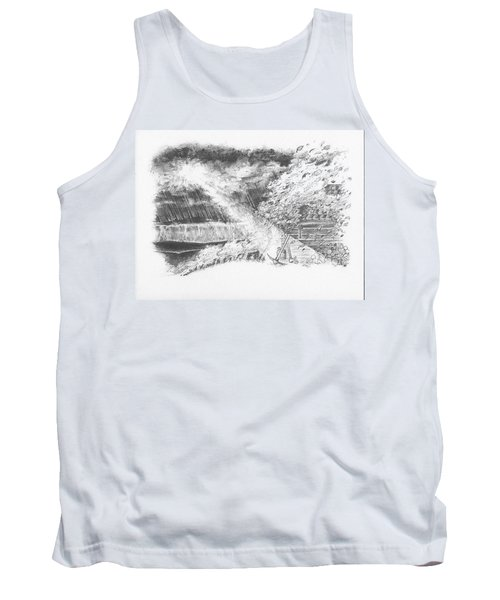 Mountain Top Tank Top by Scott and Dixie Wiley