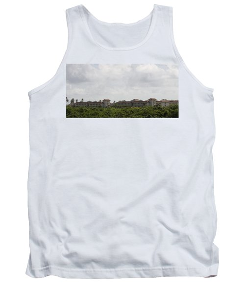 Mountain Villa Tank Top