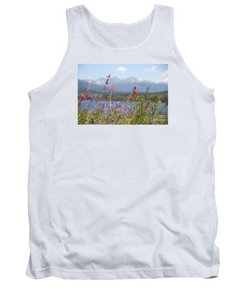 Mountain Wildflowers Tank Top