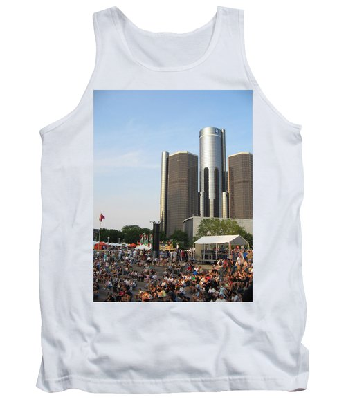 Movement Day C Tank Top