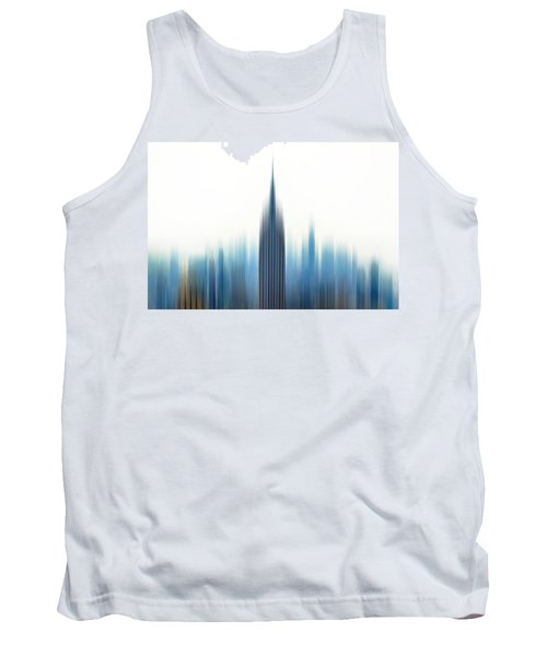 Moving An Empire Tank Top