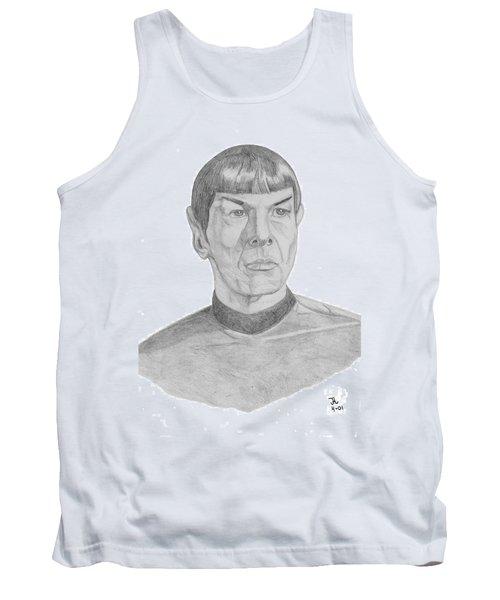 Mr. Spock Tank Top