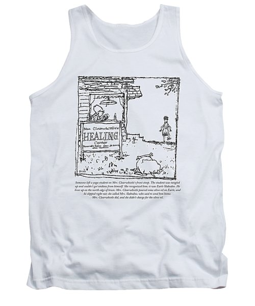Mrs. Clearwhistle Tank Top