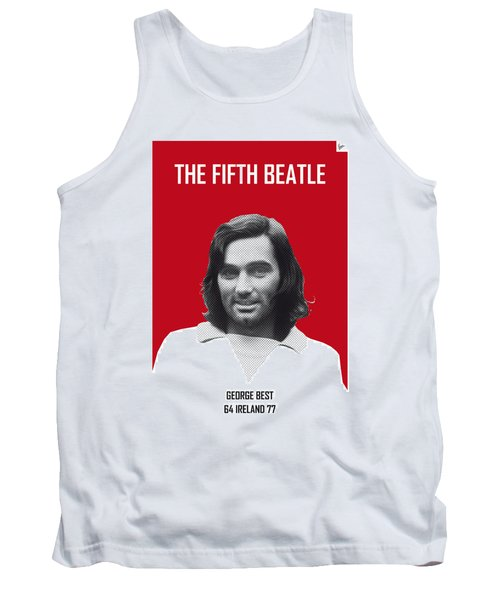 My Best Soccer Legend Poster Tank Top