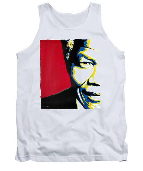 My Dear Nelson Mandela Tank Top