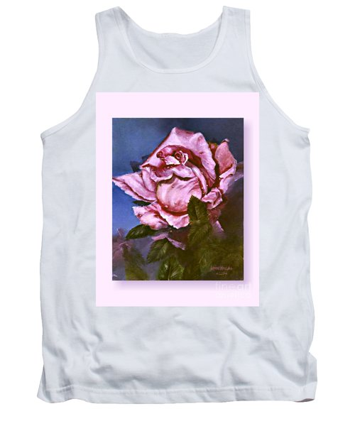 My First Rose Tank Top
