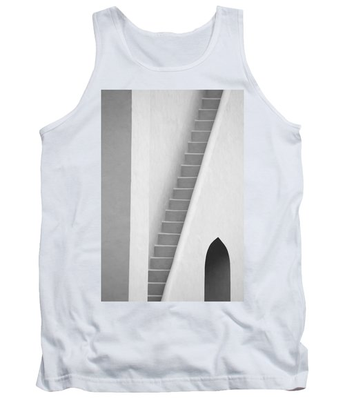 Mysterious Staircase Tank Top