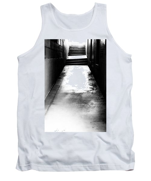 Mysterious Walkway Tank Top by Shelby  Young