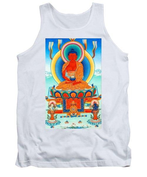 Namo Amitabha Buddha 35 Tank Top