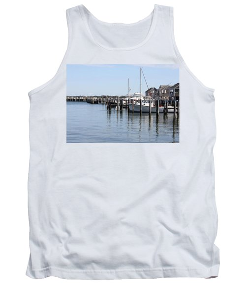 Nantucket Harbor Tank Top