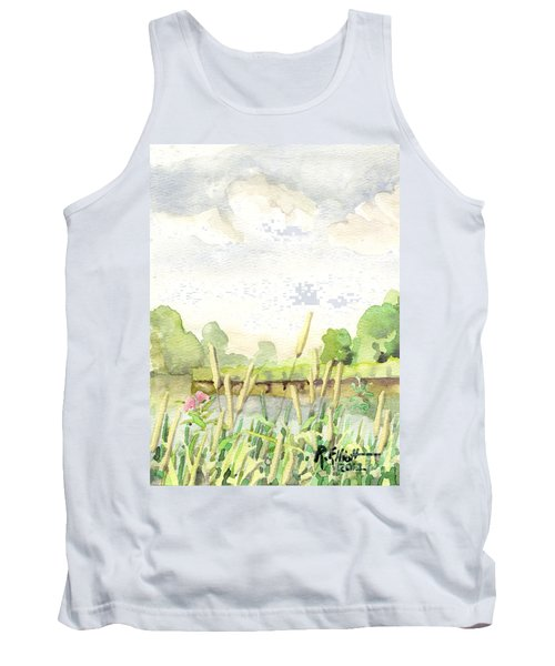 Napanee River West Tank Top