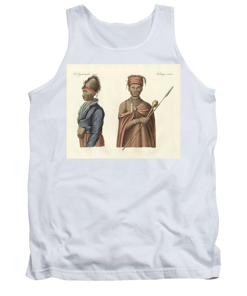 Natives Of South Africa Tank Top