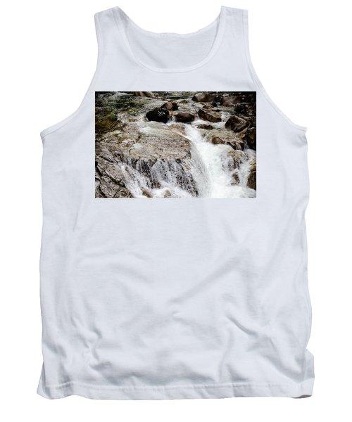 Backroad Waterfall Tank Top