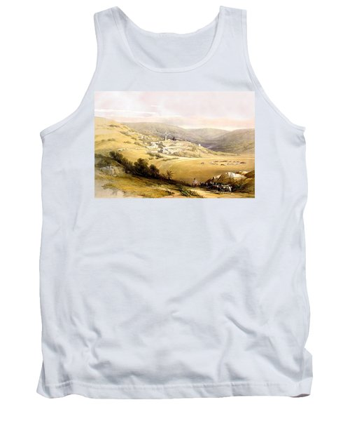 Nazareth Tank Top by Munir Alawi